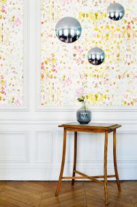 colourful apartment in paris, paris interior, turquoise interior, italianbark interior design blog, blue bedroom