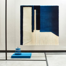 Acoustic Tapestries by Nicolette Brunklaus, inspired by Morocco