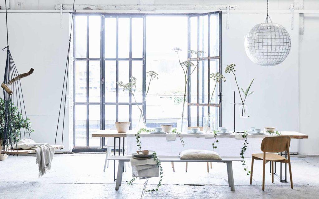 cozy minimalist interiors
