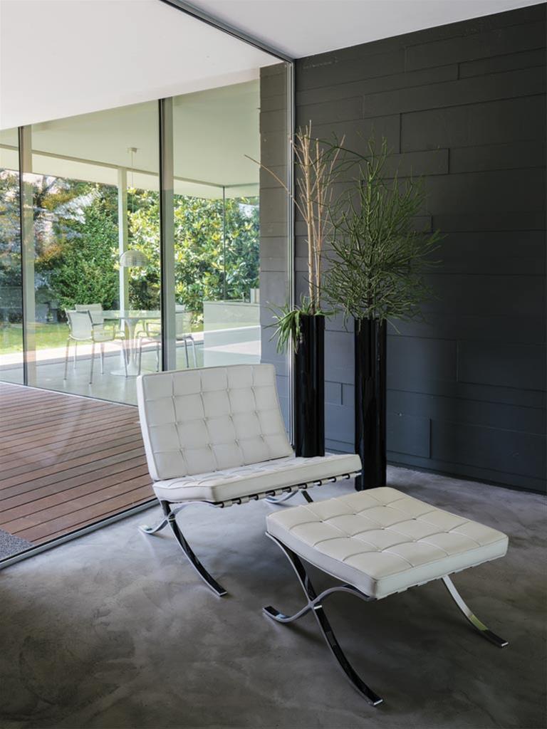 Italian Design Furniture Villa In Como Piero Lissoni Italianbark