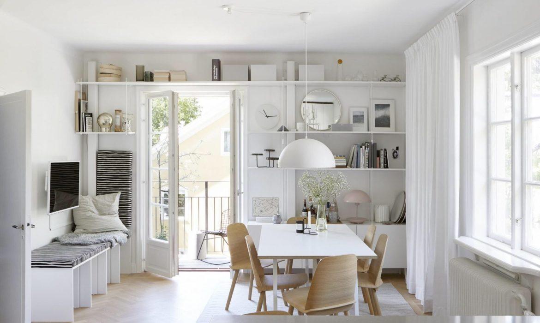 make the living room look bigger, italianbark interior design blog