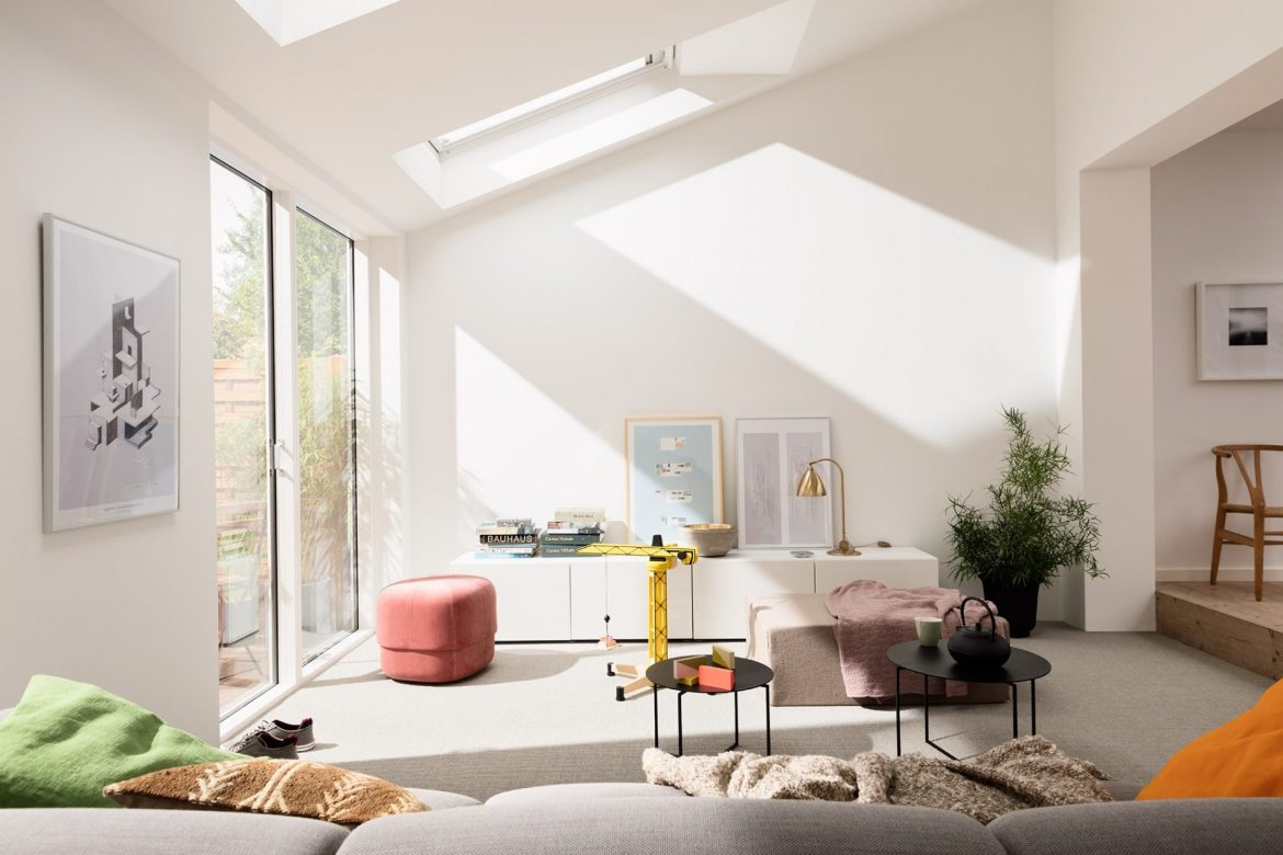 INTERIOR TIPS | How to make your living room look bigger