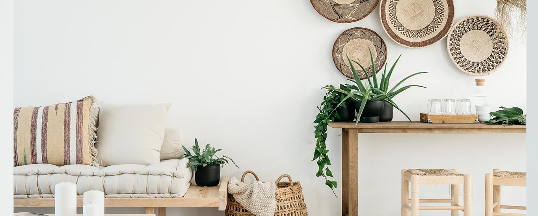 eco-friendly home decor, italianbark interior design blog, portoguese interior, rattan home decor