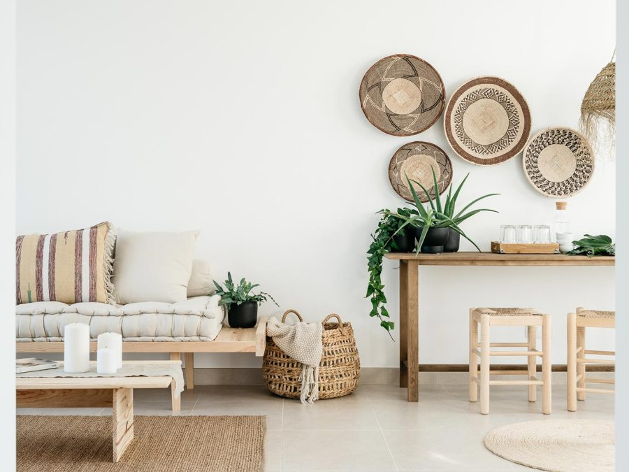 eco-friendly home decor, italianbark interior design blog, portoguese  interior, rattan home
