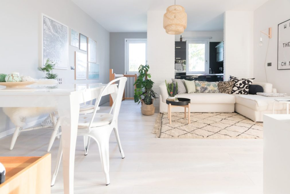 living room remodel before and after, living room makeover, scandinavian style interior