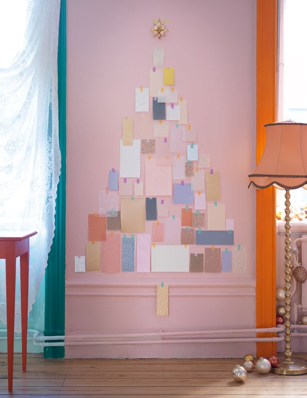 The latest decorating trends for christmas and 2018 from scandinavia - Elle decor natale ...