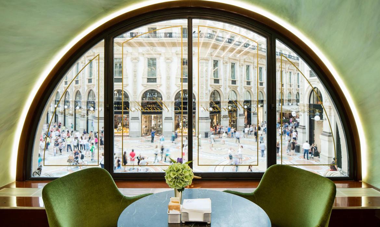 MILAN INTERIORS | A Taste of Luxury at Pasticceria Marchesi