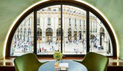 MILAN INTERIORS | A Taste of Luxury at Pasticceria Marchesi