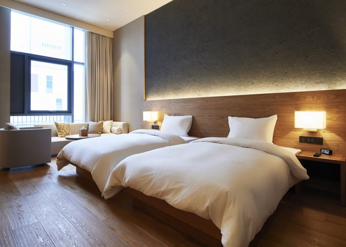 What travellers want: Hotel Bedroom Interior Trends in 2018