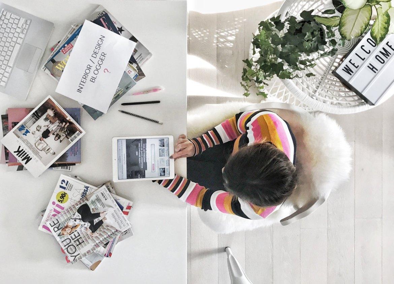 How to make money with an interior design blog - ITALIANBARK