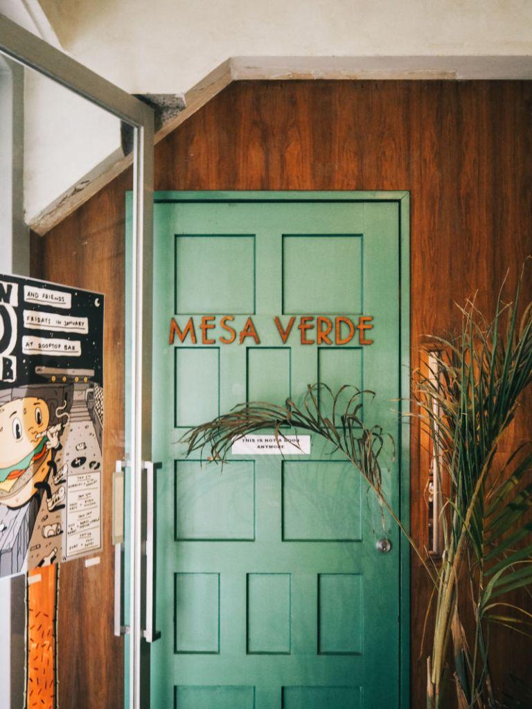 Melbourne Design Guide, melbourne rooftops, cafe design, curtin house