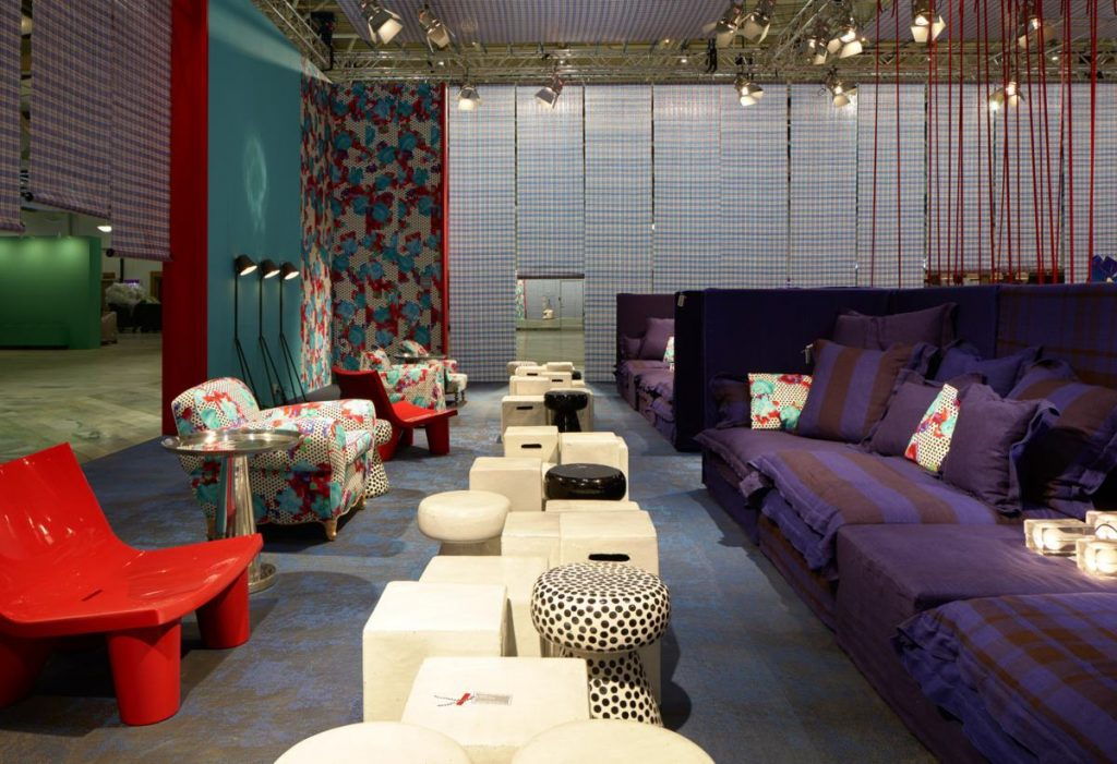 Which are the new Italian interior design trends at present  Paola Navone  Stockholm Furniture