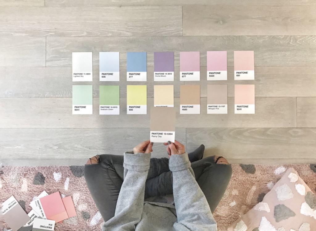 pastels color trend, interior color trends 2019, stockholm furniture fair 2018, italianbark interior design blog