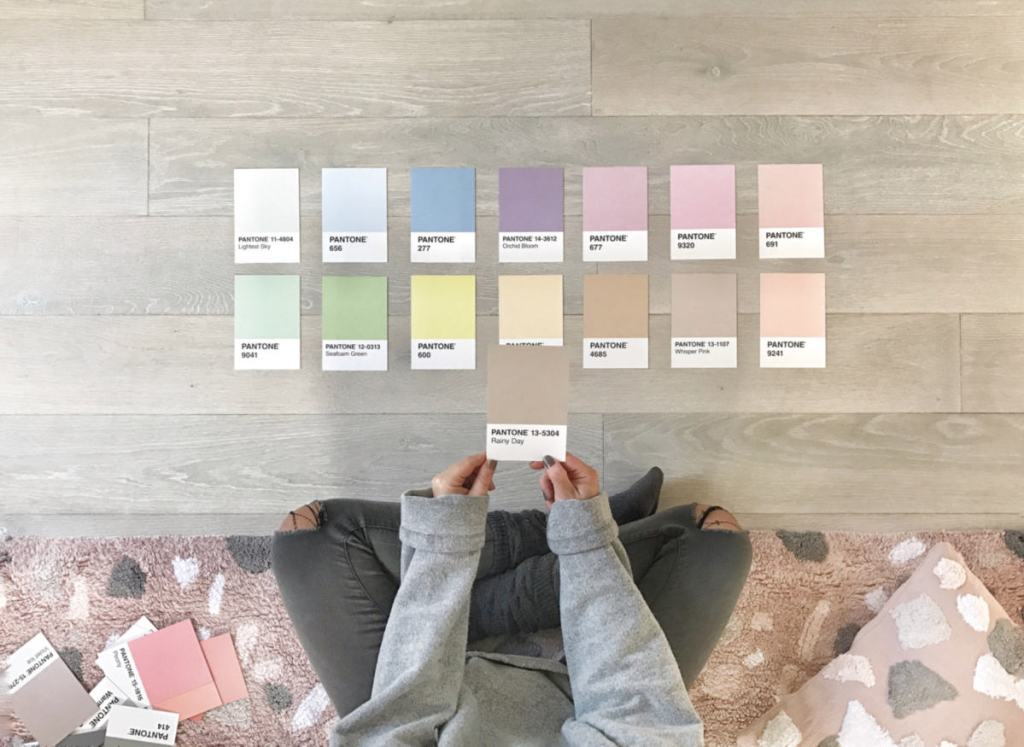 Interior color trends 2019 pastel interiors and more - 2019 home color trends ...