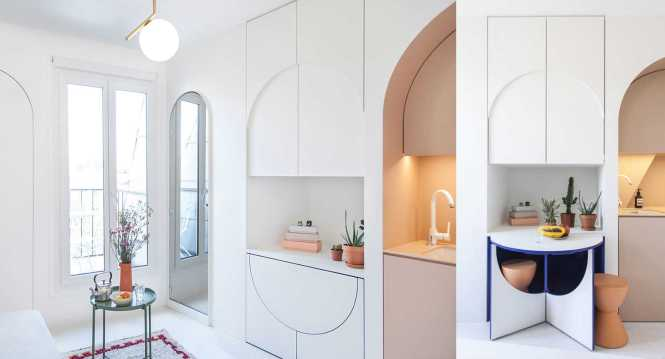 Smart Small Apartment Design Solutions