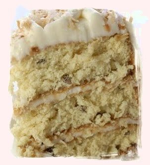 An Italian Cream Cake for Blogoversary! - La Bella Vita Cucina