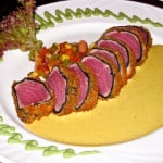 Encrusted Ahi Tuna Pupus ~ ~ Aloha from the islands