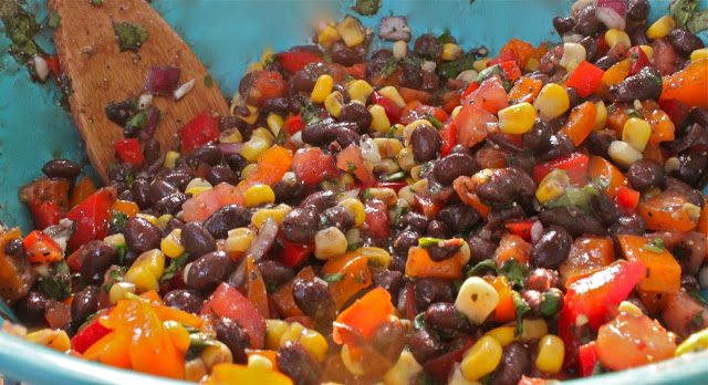 Carolina Caviar / Black Bean Salsa
