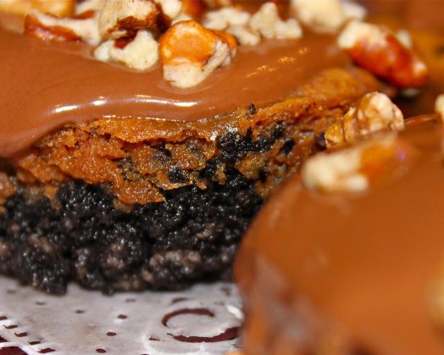 Nutella and Pumpkin Mii Cheesecake Bites
