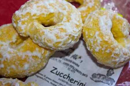 Zuccherini Italian Lemon Cookies