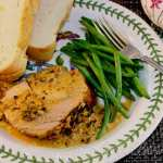 Italian Pork Loin Braised in Milk