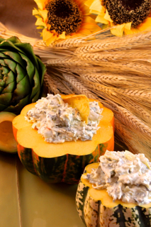 Cheesy Asiago Artichoke & Cheese Dip