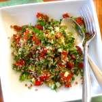 Detox Tabouli Salad