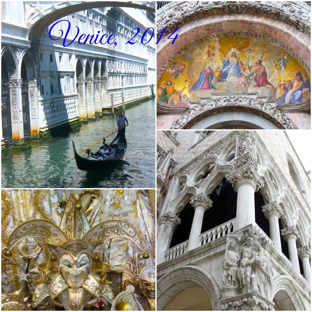 Rome, Venice and Modena