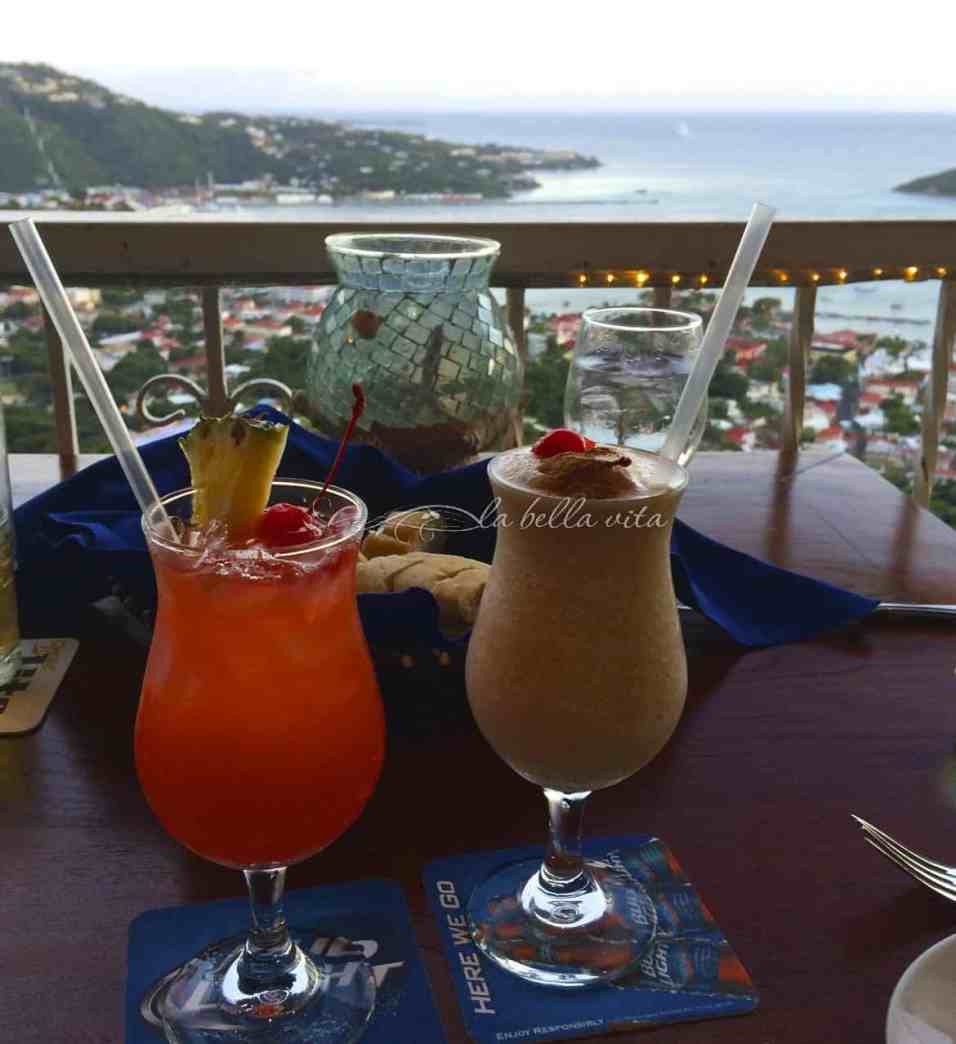 Where to eat in St. Thomas - Mafolie's