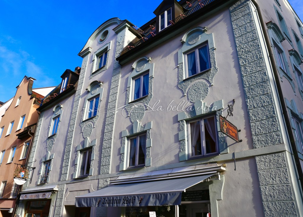 Fussen, Bavaria, Germany - The Village By Neuschwanstein Castle