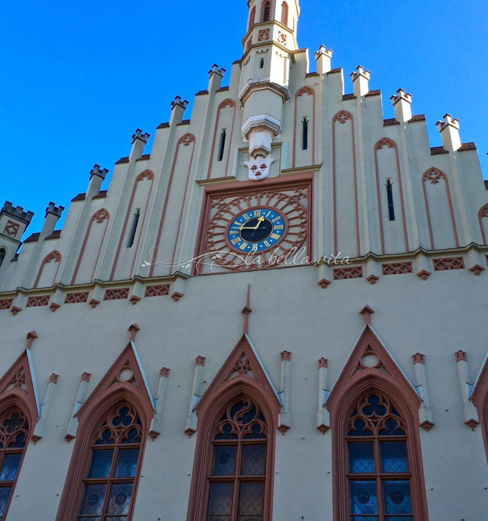 More Contemporary Landshut Architecture Reflecting Midieval Times