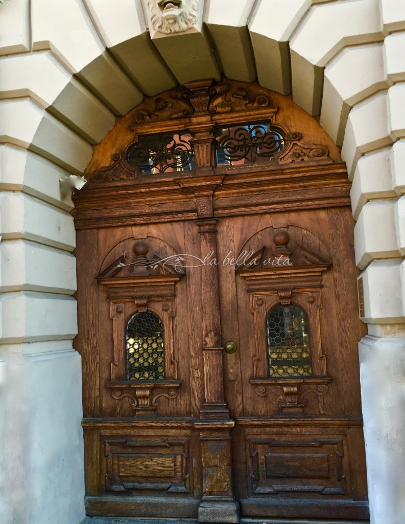 Beautiful Doors from the 1500's!