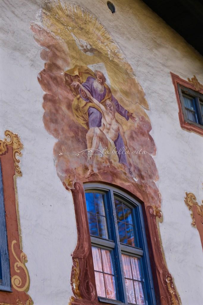 Oberammergau, Bavaria, Germany