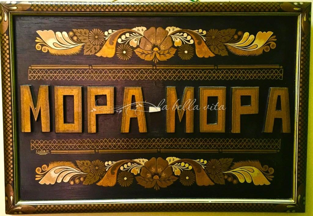 Mopa Mopa Aruba's Native Handcraft