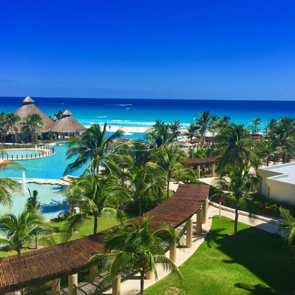Cancun, Mexico - - Dining and Spa
