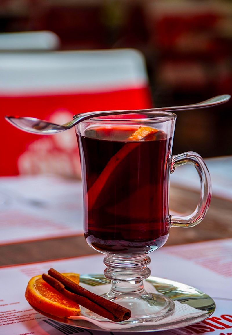 Gluwein German Mulled Wine