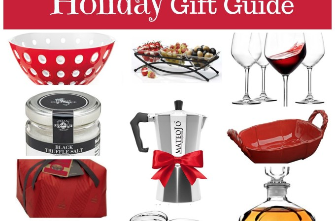 Italian Food Holiday Gift Guide