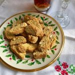 Cantucci with Vin Santo Wine — An Italian Tradition (Biscotti)