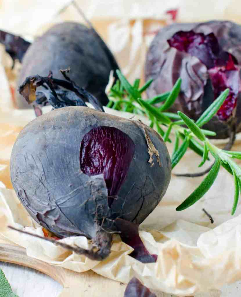 How to Make Roasted Balsamic Beet Salad