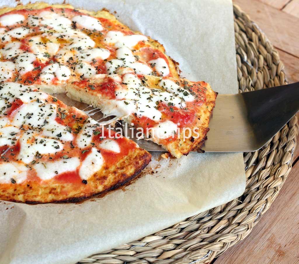 pizza crust recipe