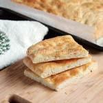 Appetizing Potato Focaccia Recipe