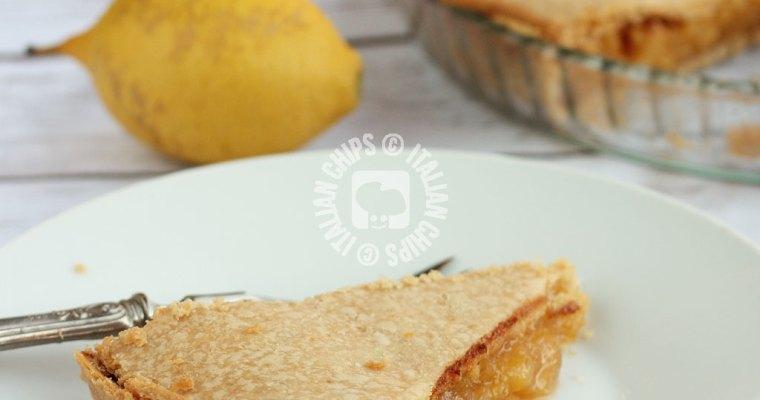 Intense Lemon Pie