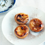 Portuguese Custard Tarts …To Die For
