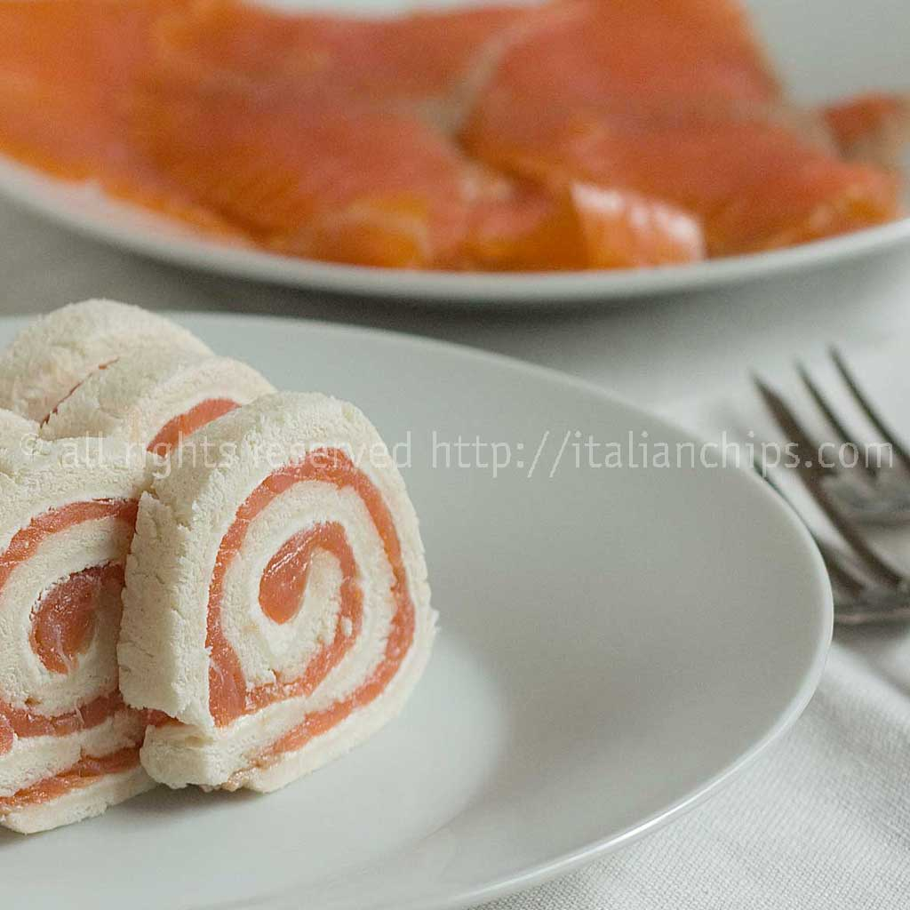 Easy Smoked Salmon Appetizer (Not Only) For Christmas