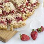 An easy oat & strawberry recipe