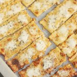Delicious Cauliflower Cheese Breadsticks