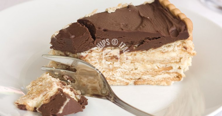 My Son's Every Birthday German Chocolate Pie