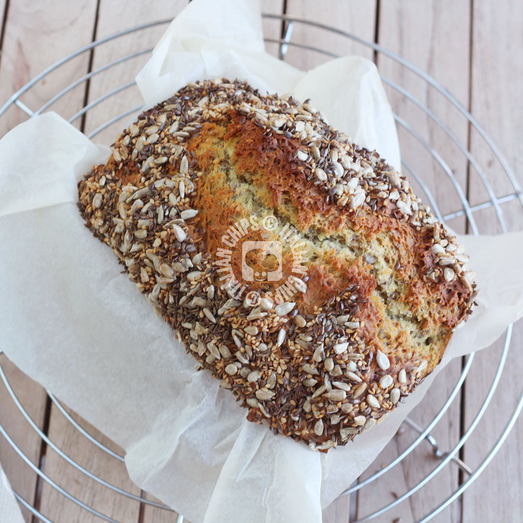 Delicious Multigrain Bread