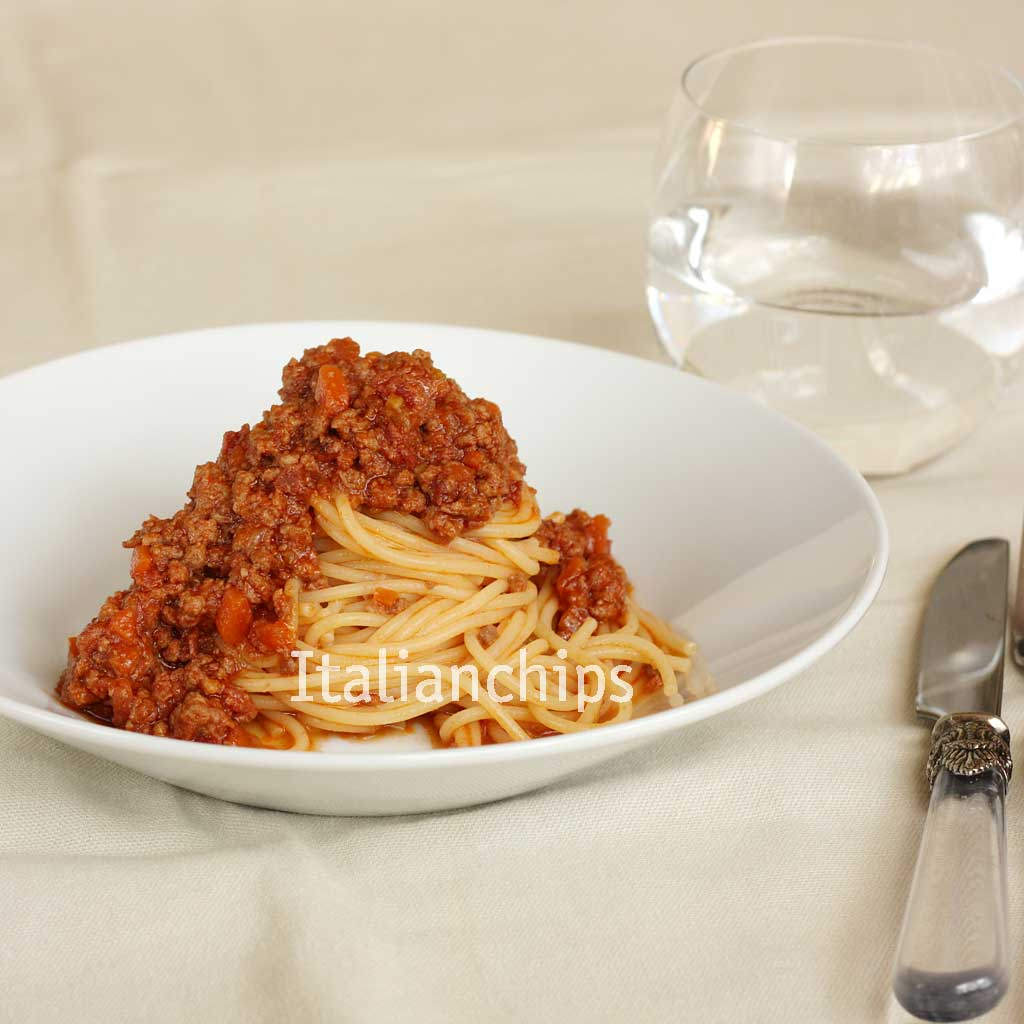 The Authentic Bolognese Sauce Recipe