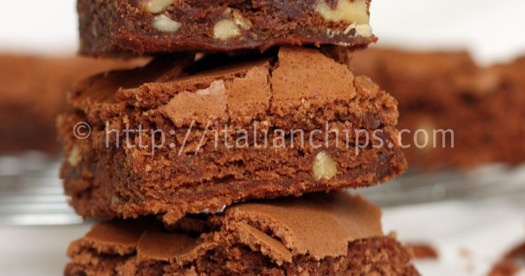 Chocolate Brownies – A Male Sweet For Valentine
